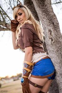 Lindsay Elyse - ass