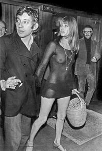 Jane Birkin - breasts