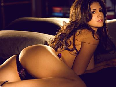 Hope Dworaczyk in lingerie - ass