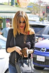 Sofia Vergara in Los Angeles - October 7, 2012