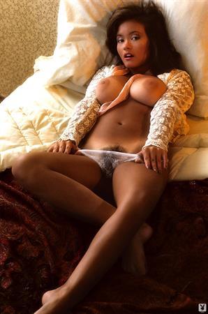 Vintage Playboy Playmate Alana Soares