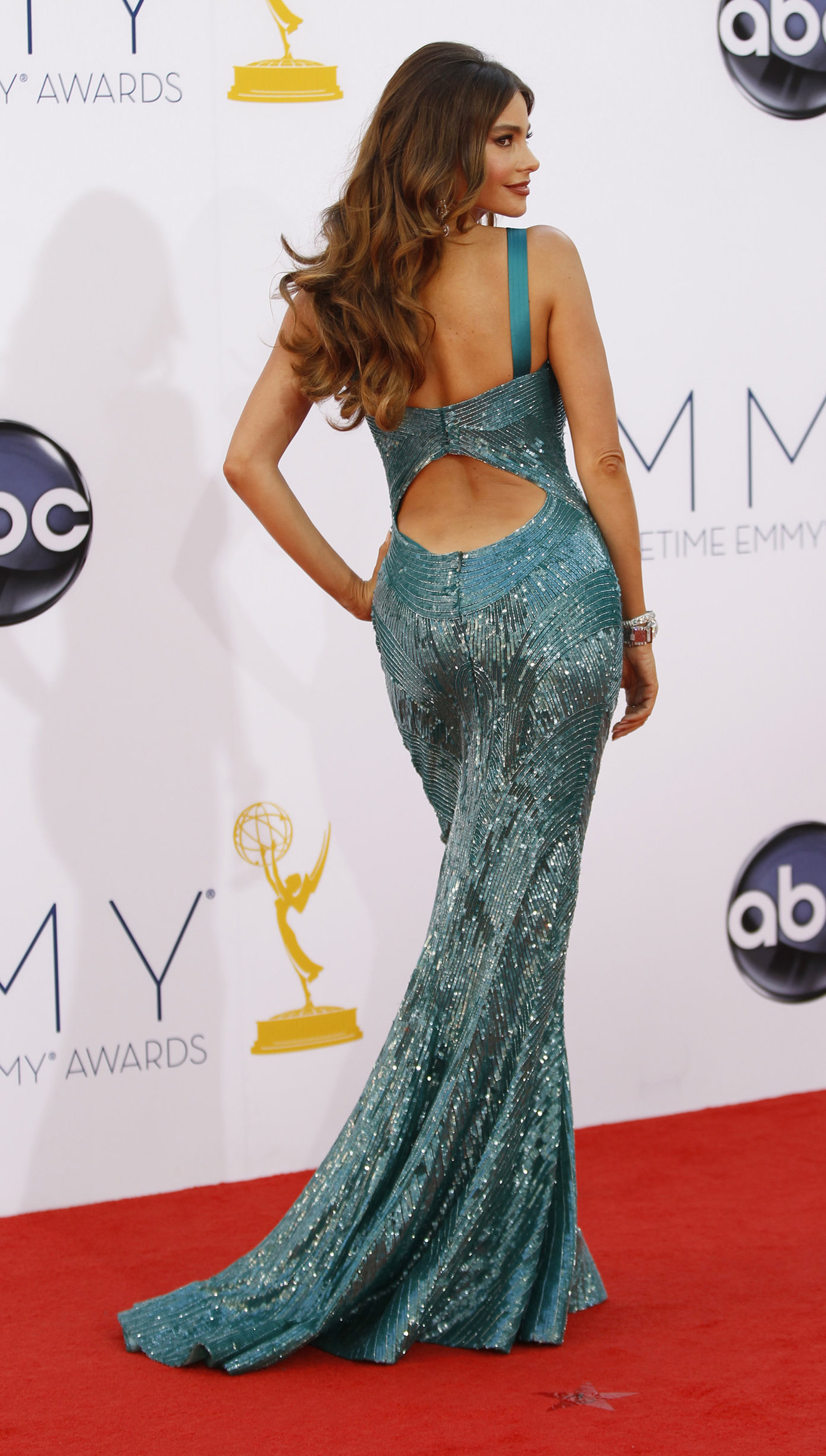 Sofia Vergara - HBO's Official Emmy After Party at The Plaza in Hollywood, September 23, 2012