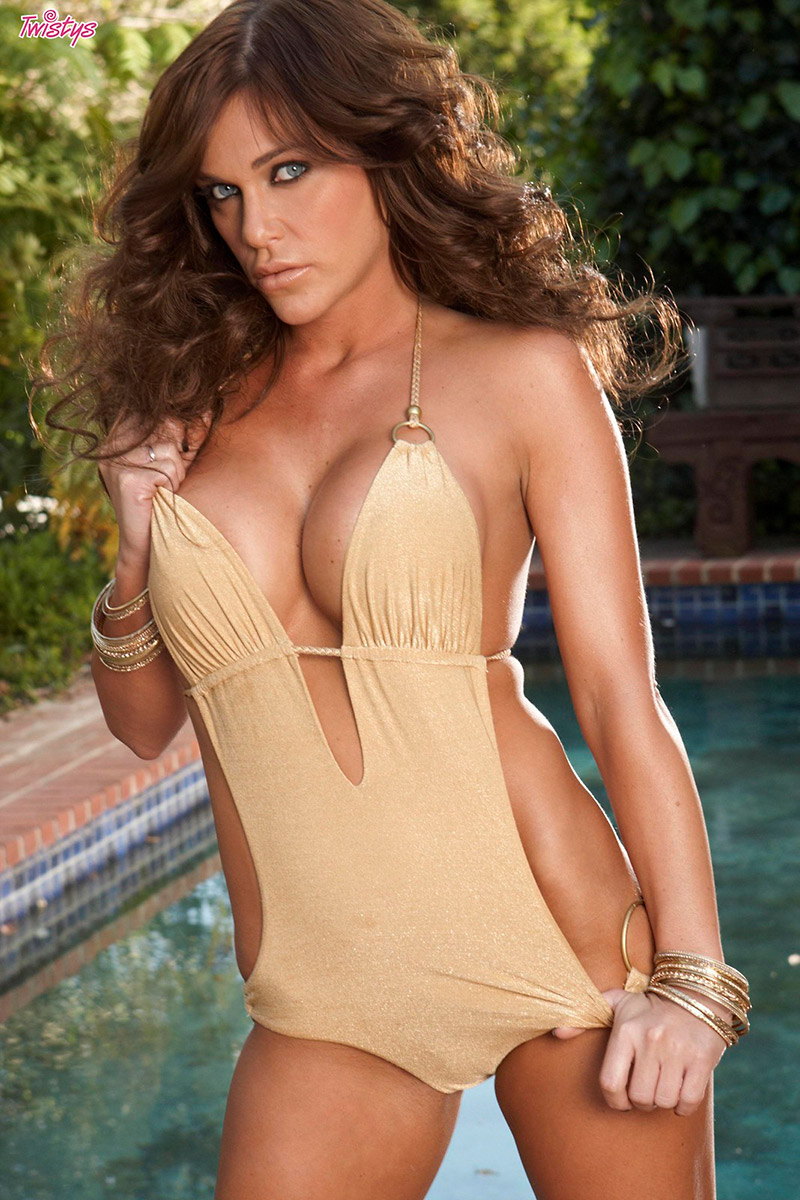 Mckenzie Miles in a bikini