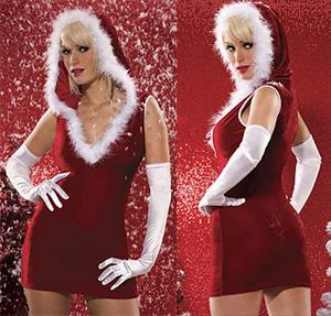 Hot Christmas Girls