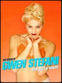 Gwen Stefani in a bikini