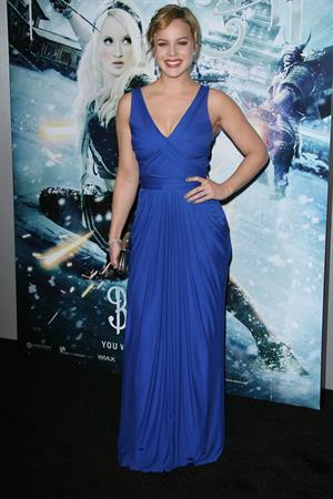 Abbie Cornish at the Sucker Punch premiere in Los Angeles on March 23, 2011