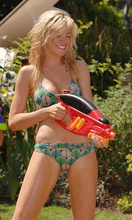 Abigail Clancy Britains Next Top Model