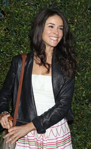 Abigail Spencer Moca Presents Rebel Exhibition Opening and Reception in Los Angeles May 12, 2012