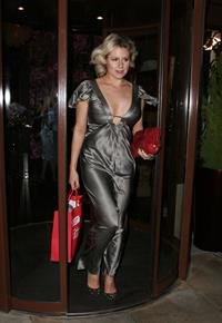 Abi Titmuss ITV Oscar party February 27, 2011