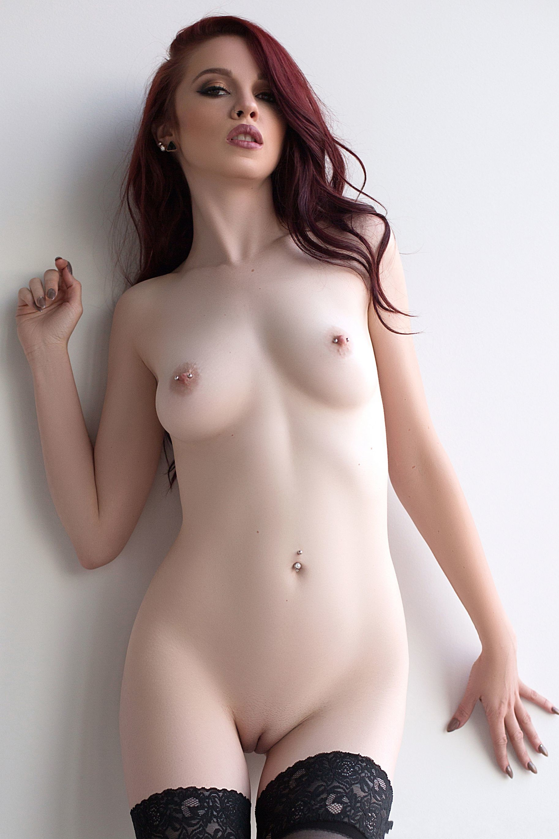 Nico Faye - pussy and nipples