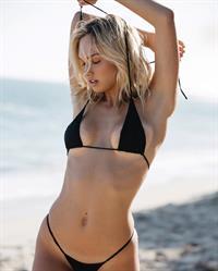 Barrett Sharpe in a bikini