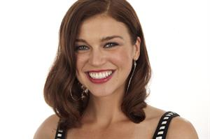 Adrianne Palicki photoshoot during Fox Upfront on May 17 2010 in New York City