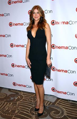 Adrianne Palicki Cinemacon in Las Vegas on April 23, 2012