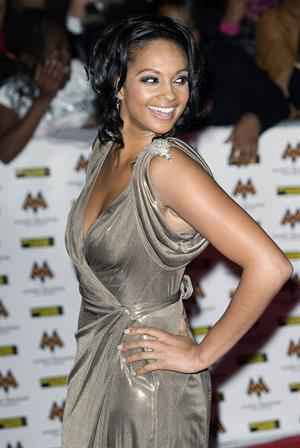 Alesha Dixon - Mobo awards 2008