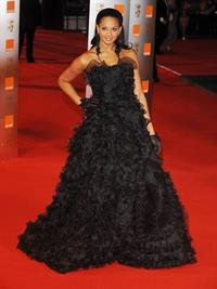 Alesha Dixon - British Academy Film Awards 2009