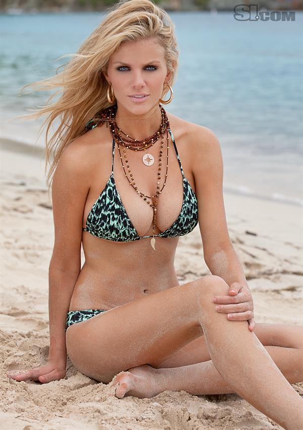 Brooklyn Decker in a bikini