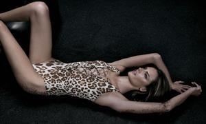 Alessandra Ambrosio Adriana Degreas Swimwear 2010 photoshoot