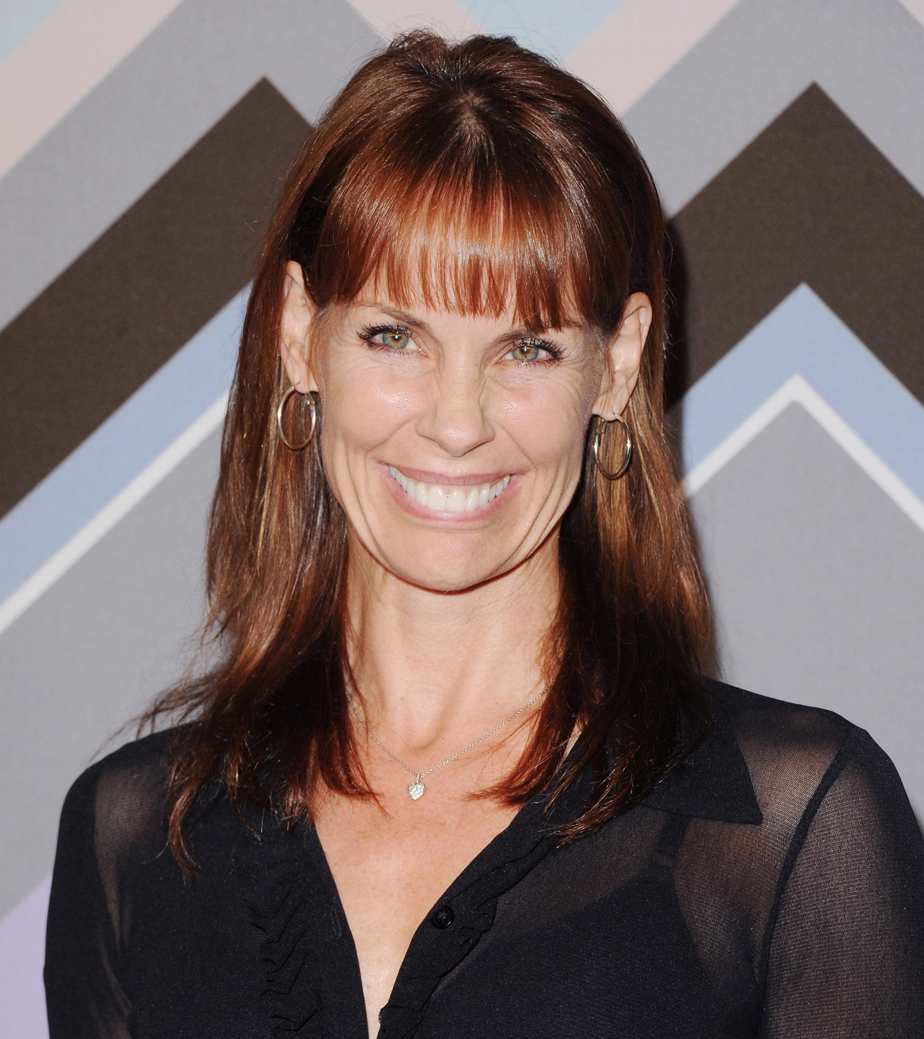 Alexandra Paul 2013 TCA Winter Press Tour - FOX All-Star Party (Jan 8, 2013)
