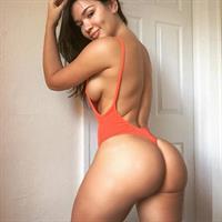 Miss Genii in a bikini - ass