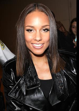 Alicia Keys - It's On with Alexa Chung in New York City
