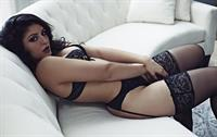 Stephanie Santana in lingerie