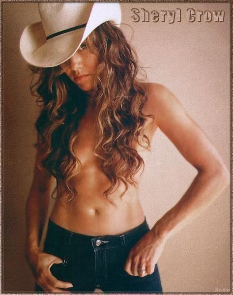 Nackt  Sheryl Crow Brigitte Bardot