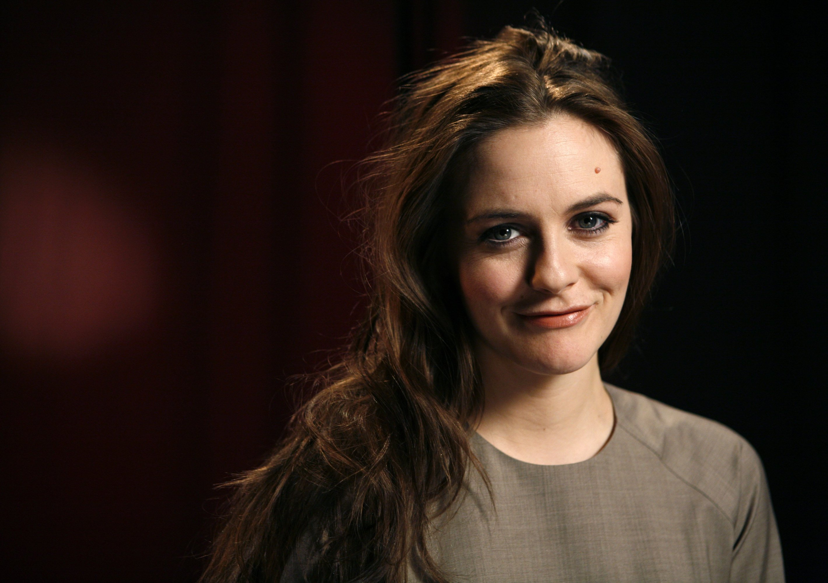 Alicia Silverstone JC portrait New York City on January 19, 2010