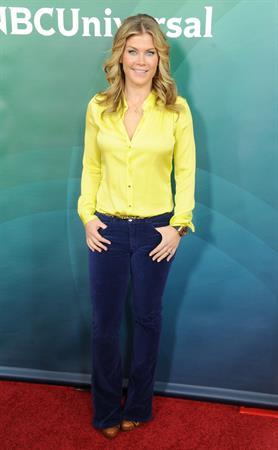 Alison Sweeney 2013 TCA Winter Press Tour - NBC Universal - Day 1 (Jan 6, 2013)