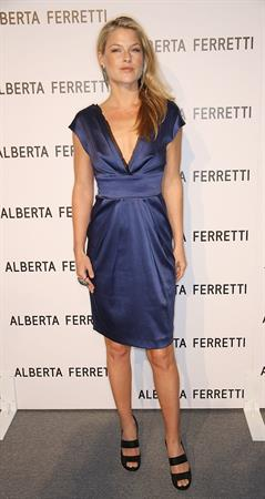 Ali Larter attends Alberta Ferretti Boutique Opening in Los Angeles