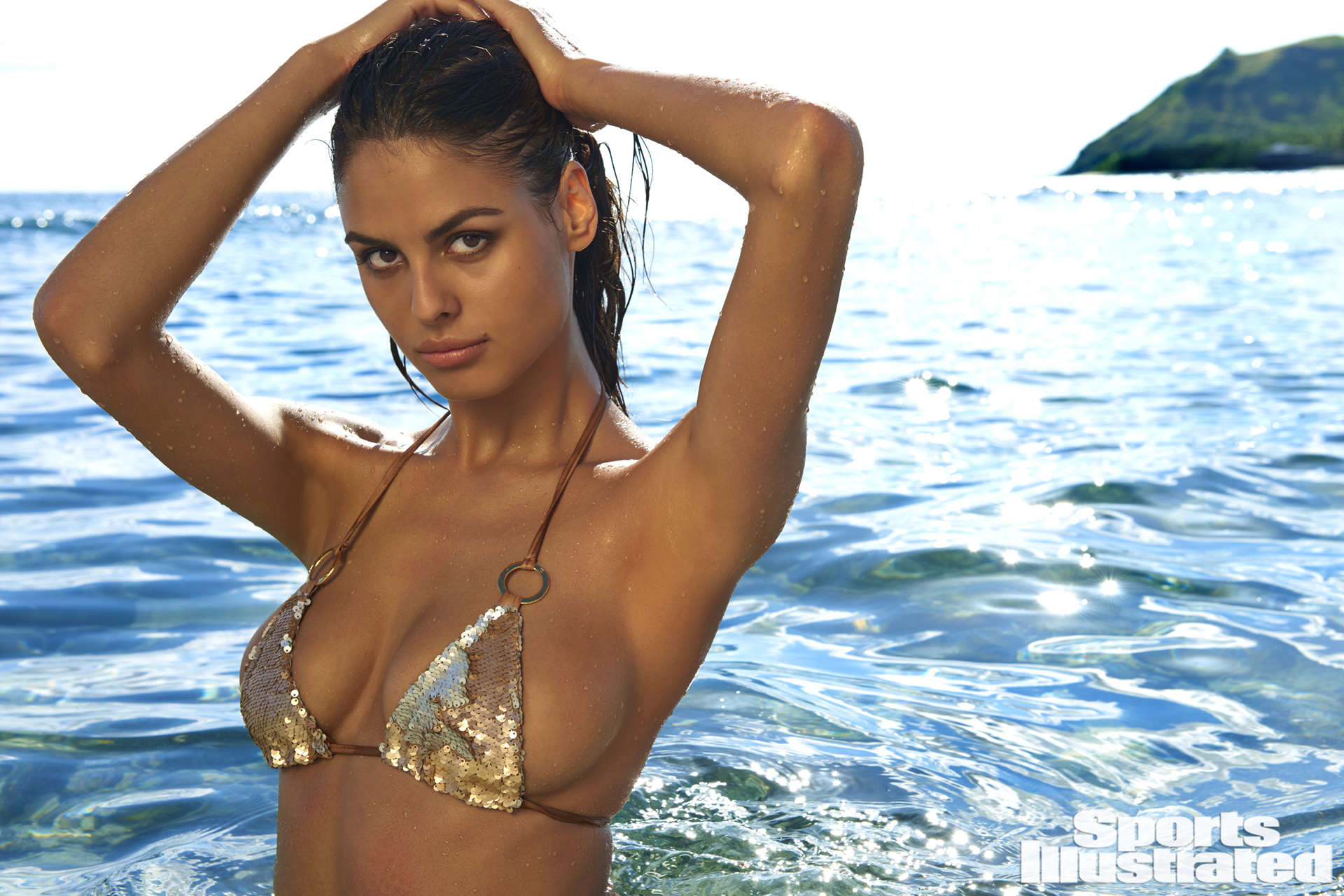 Bojana K for Sports Illustrated Swimsuit Edition 2017