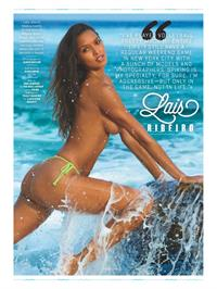 Lais Ribeiro for Sports Illustrated Swimsuit Edition 2017