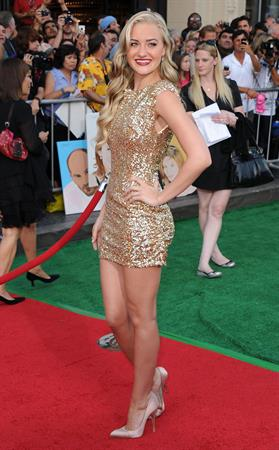 Amanda Michalka Secretariat premiere September 30, 2010