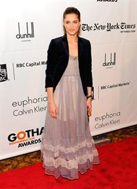 Amanda Peet IFPS 20th annual Gotham independent film awards on November 29, 2010