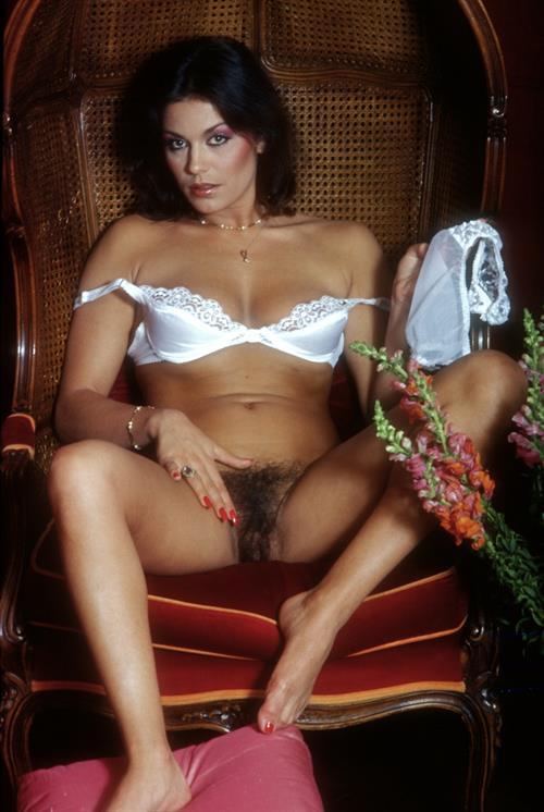 Monika Kaelin, Swiss Softporno Actress, Penthouse May 1980 -8434
