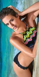 Clara Alonso in a bikini