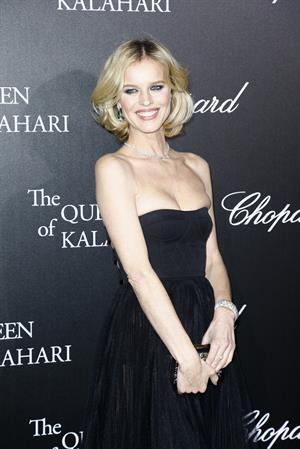 Eva Herzigova Barclaycard British Summer Time Concert - Day 2 in London, July 6, 2013