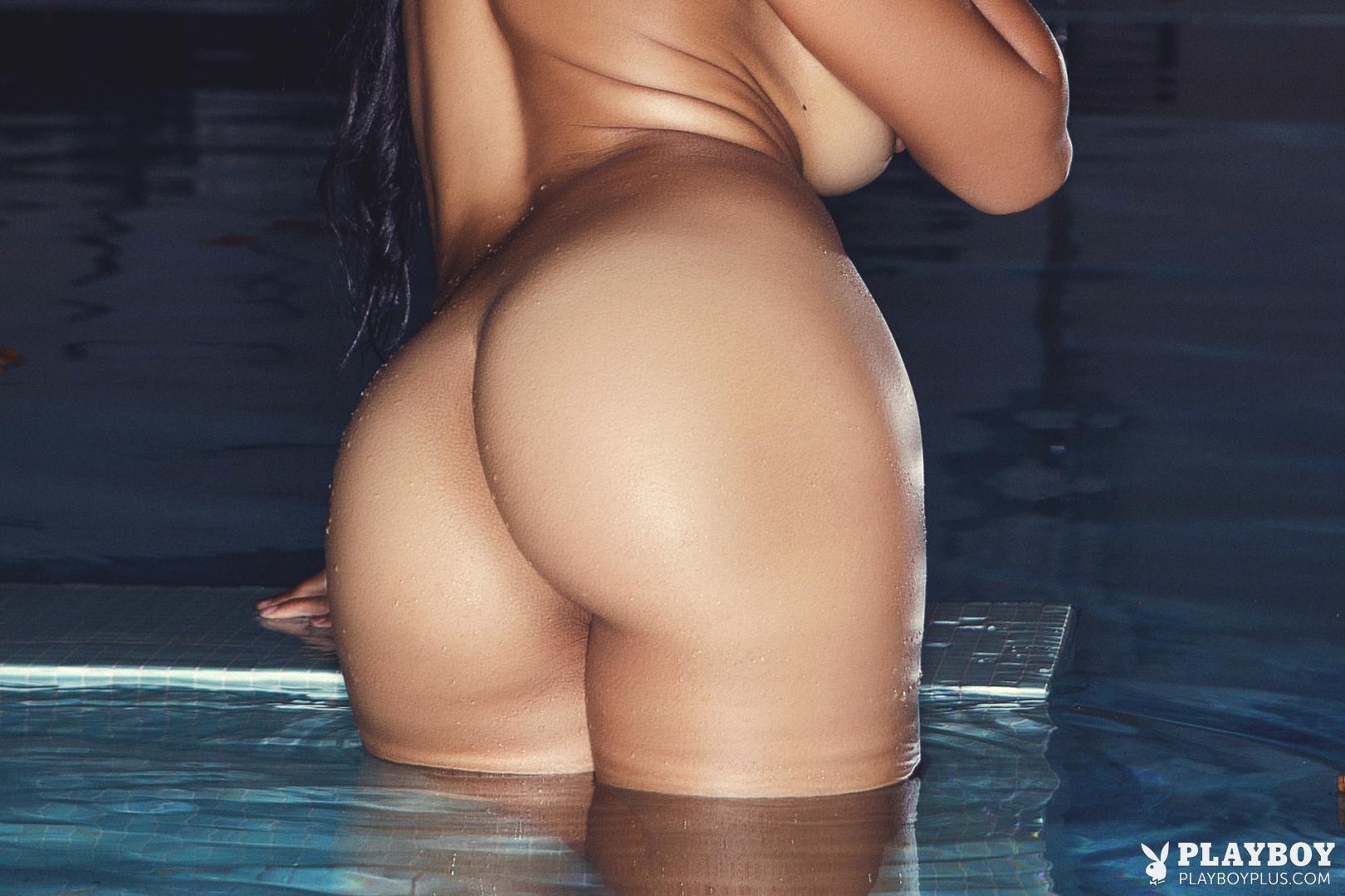 nude Miranda nicole playboy