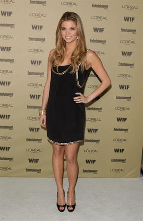 Amber Lancaster 2010 Entertainment Weekly and Women in Film pre Emmy party on August 27, 2010