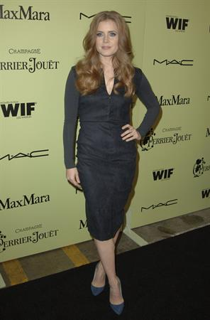 Amy Adams 4th annual Women in Film pre Oscar cocktail party at Soho House on February 25, 2011