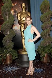 Amy Adams 2009 Oscar Nominees luncheon in Beverly Hills
