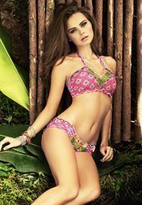 Xenia Deli in a bikini
