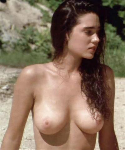 Jennifer Connelly - breasts