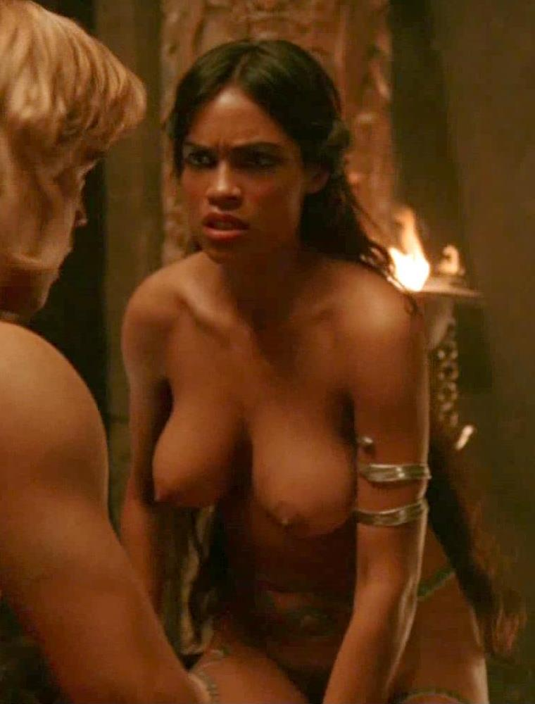 Naked images of rosario dawson, big mix race cock