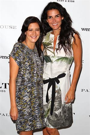 Angie Harmon - Wendy Bellissimo Collection Launch - West Hollywood 19 June, 2012