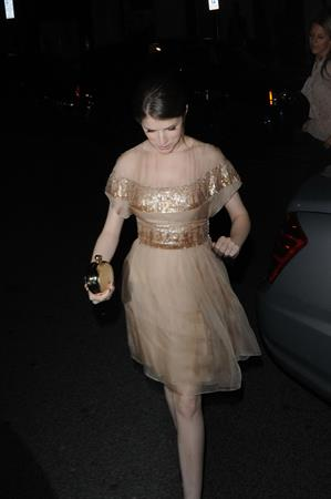 Anna Kendrick  What to Expect When You're Expecting  after party at Sanderson Hotel London on May 22, 2012