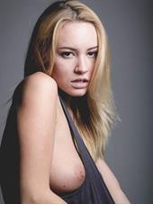 Bryana Holly in a topless photo shoot by Tyrone Lavigne