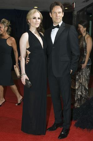 Anna Paquin 2012 White House Correspondents Association dinner on April 28, 2012