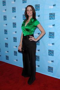 Annie Wersching Fox's All Star party in Santa Monica