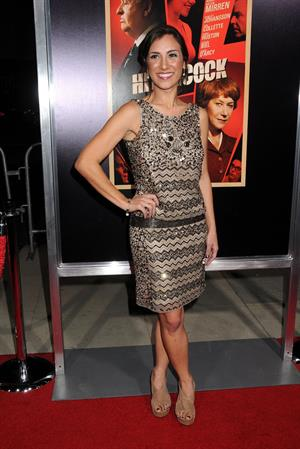 Annika Marks  Hitchcock  Los Angeles Premiere (November 20, 2012)