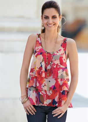 Ariadne Artiles Kaleidoscope photoshoot 2011